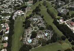 Rockley Golf & Country Club, Christ Church, Barbados